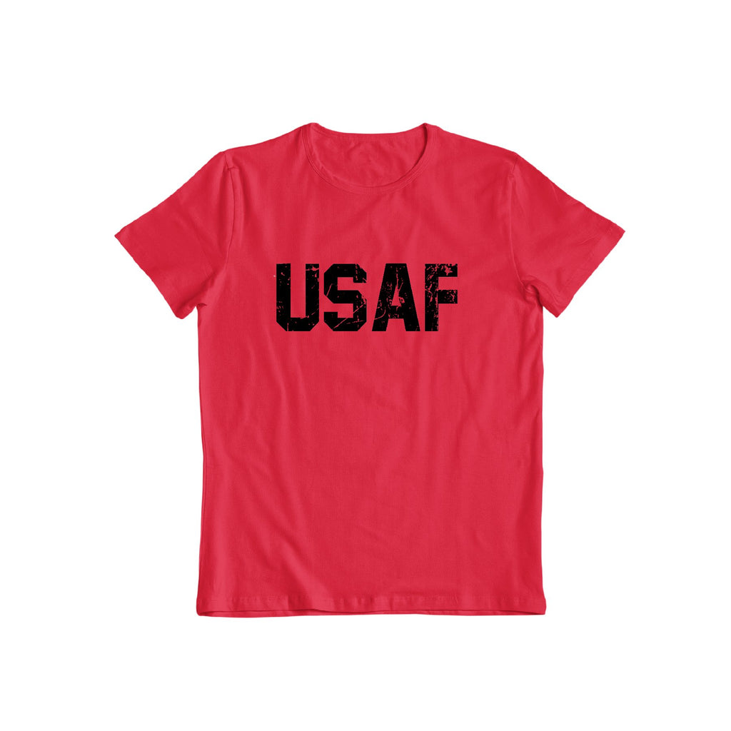 Distressed USAF United state air Force T shirt