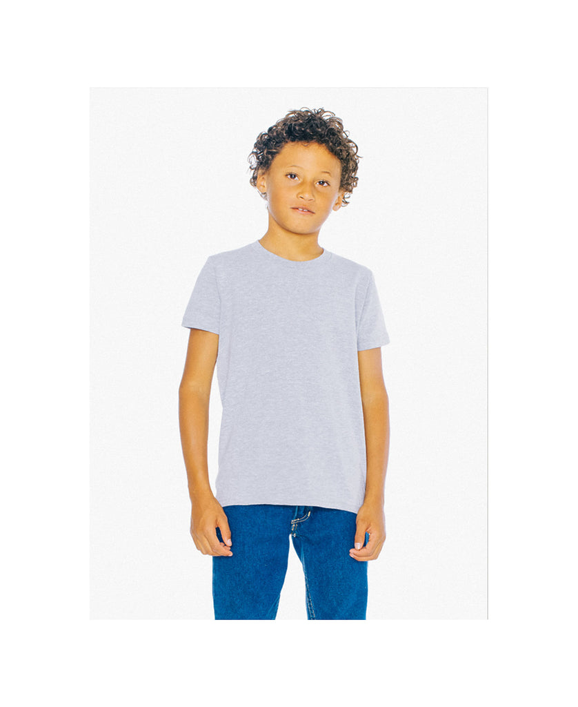 American Apparel Youth Fine Jersey Tee AA2201W - guyos apparel.com