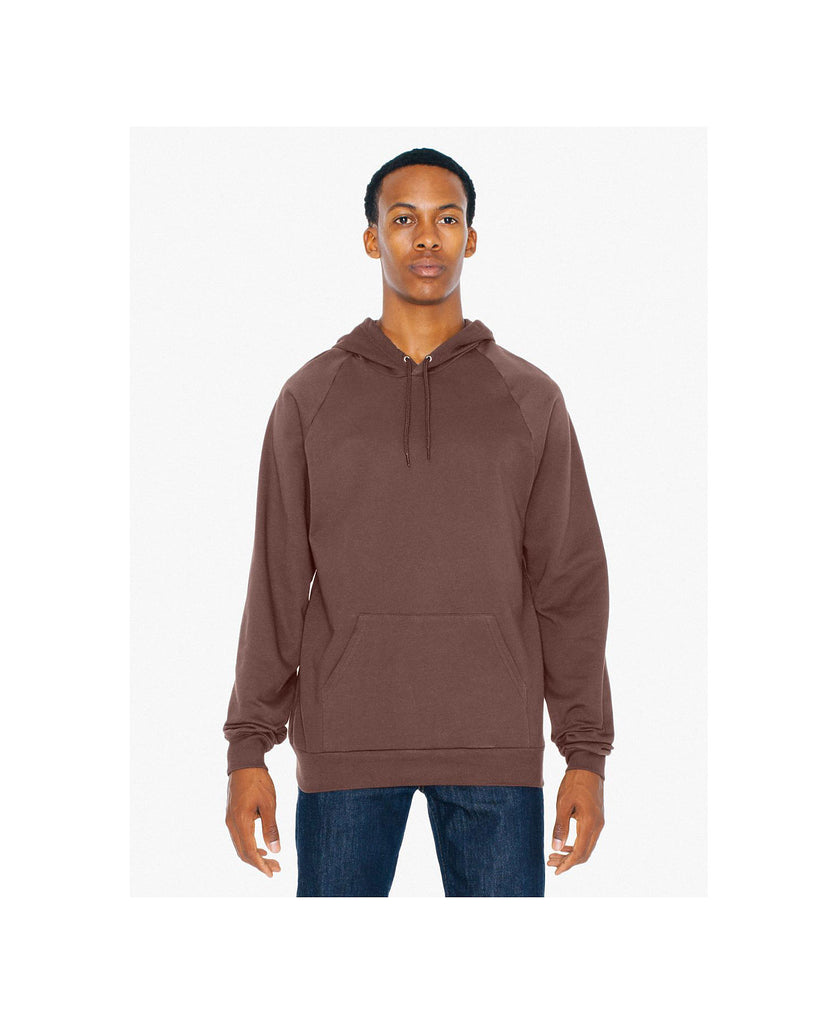 American Apparel California Pullover Hood Fleece AA5495W - guyos apparel.com