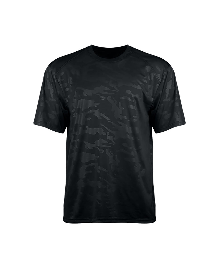 Badger Adult Monocam Embossed Tee BG4139 - guyos apparel.com