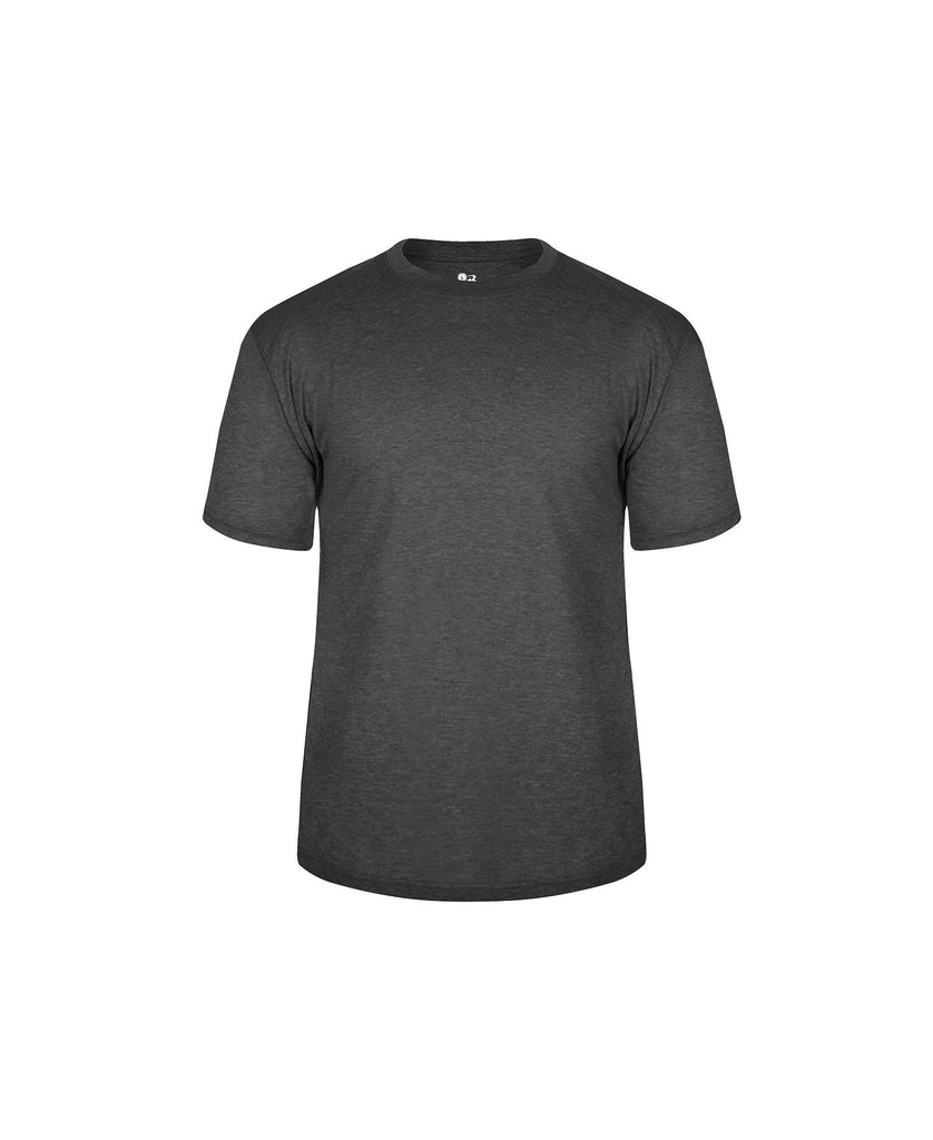 Badger Adult Tri-Blend Performance Tee BG4940 - guyos apparel.com