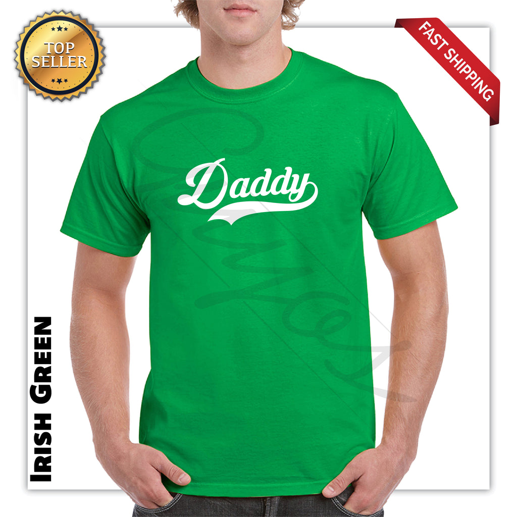 DADDY Printed Funny T-Shirt - guyos apparel.com