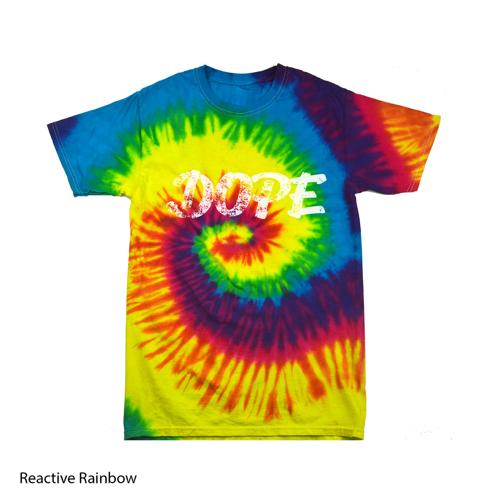 Tie Dye Dope Stoned Bob Marley Great Funny TV Shows T shirt