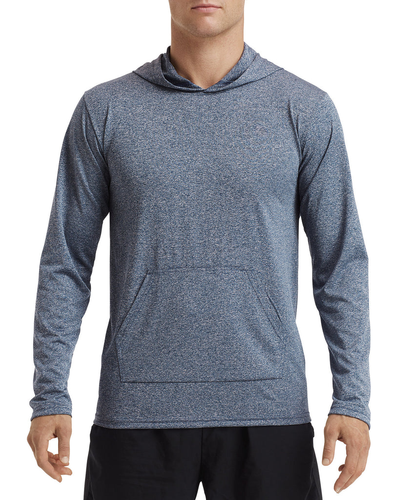 Gildan Performance Adult Hooded Tee G46500 - guyos apparel.com