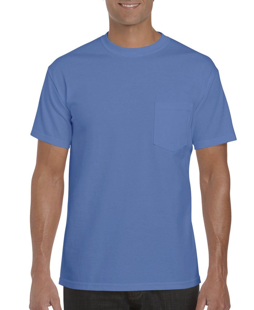 Gildan Hammer Adult Pocket Tee GH300 - guyos apparel.com