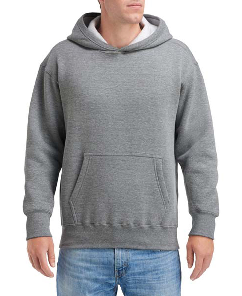 Gildan Hammer Adult Hooded Fleece GHF500 - guyos apparel.com