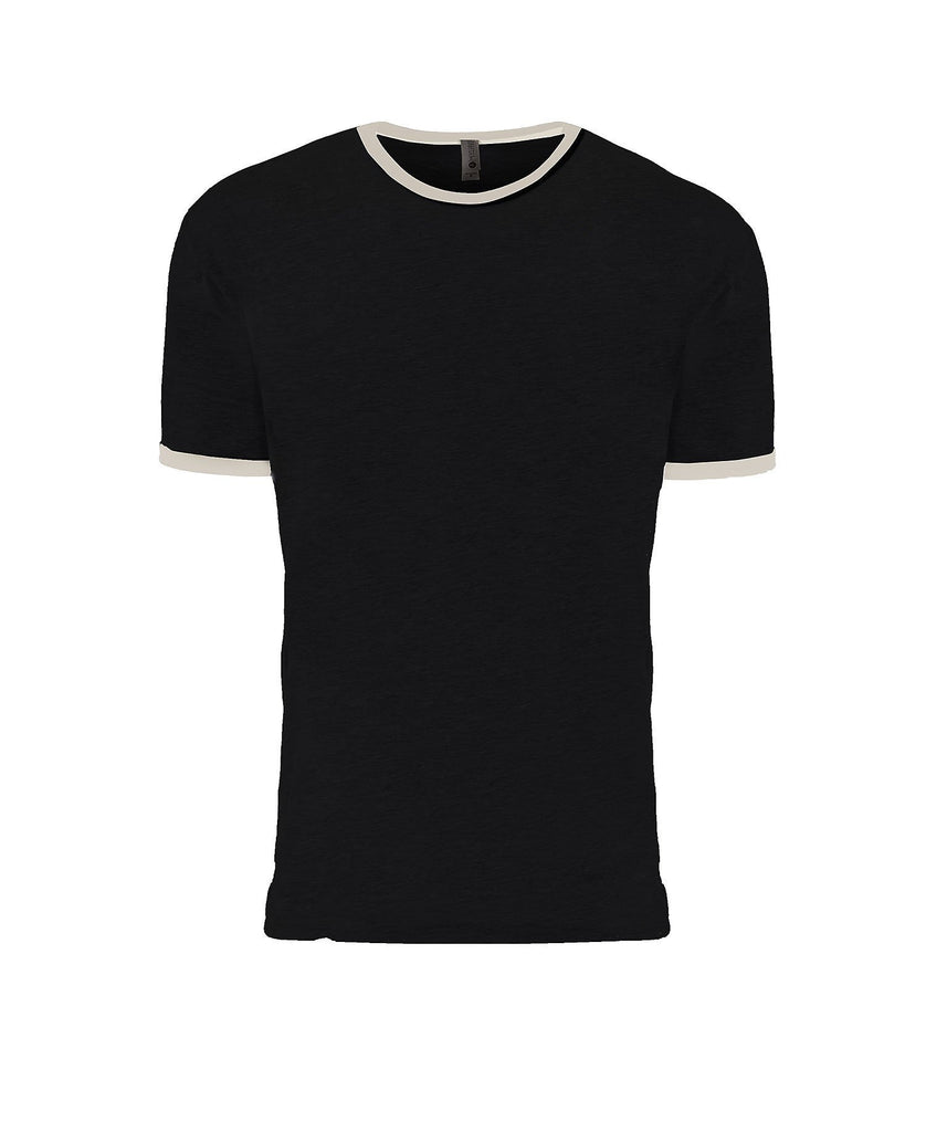 Next Level Men's Premium Fitted Cotton Ringer Tee NL3604 - guyos apparel.com