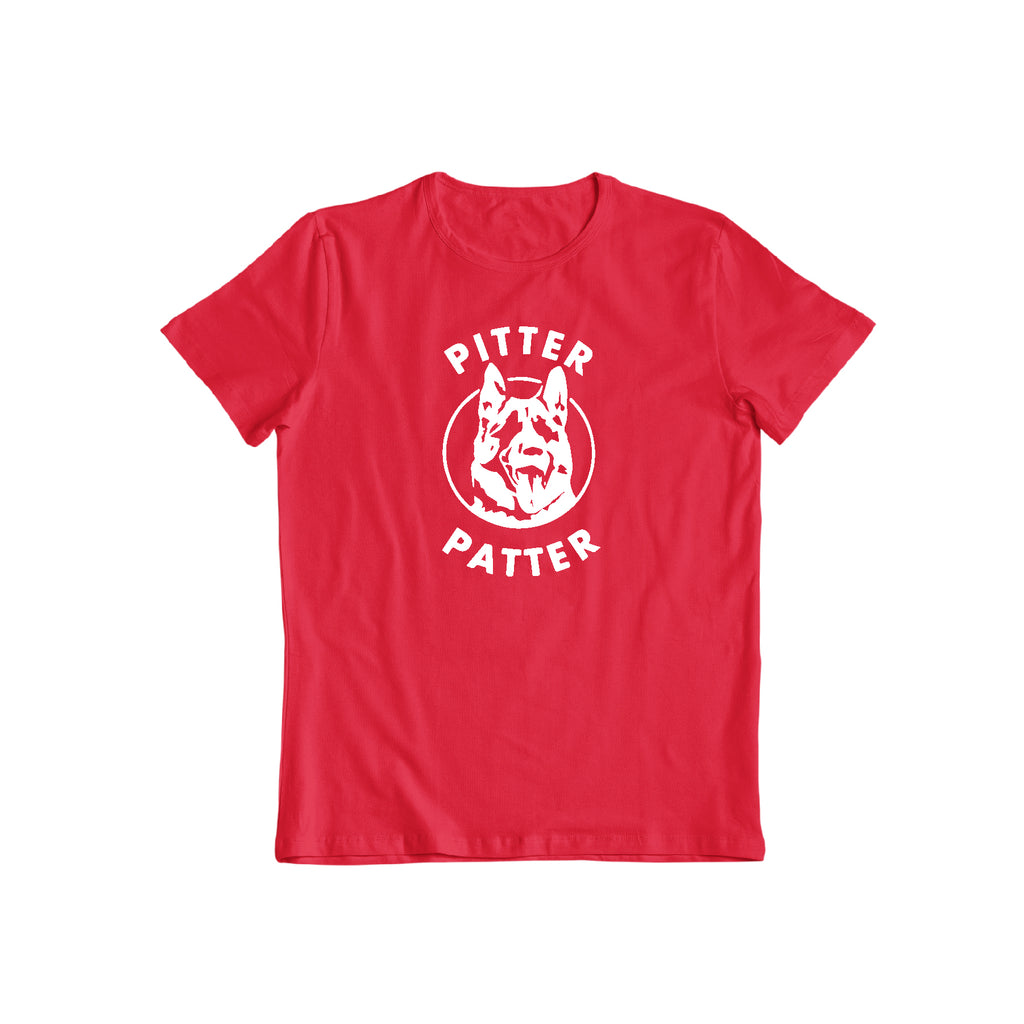 Letterkenny Pitter Patter Arch T-Shirt Men's Cotton Short Sleeve Tee S-XXXL