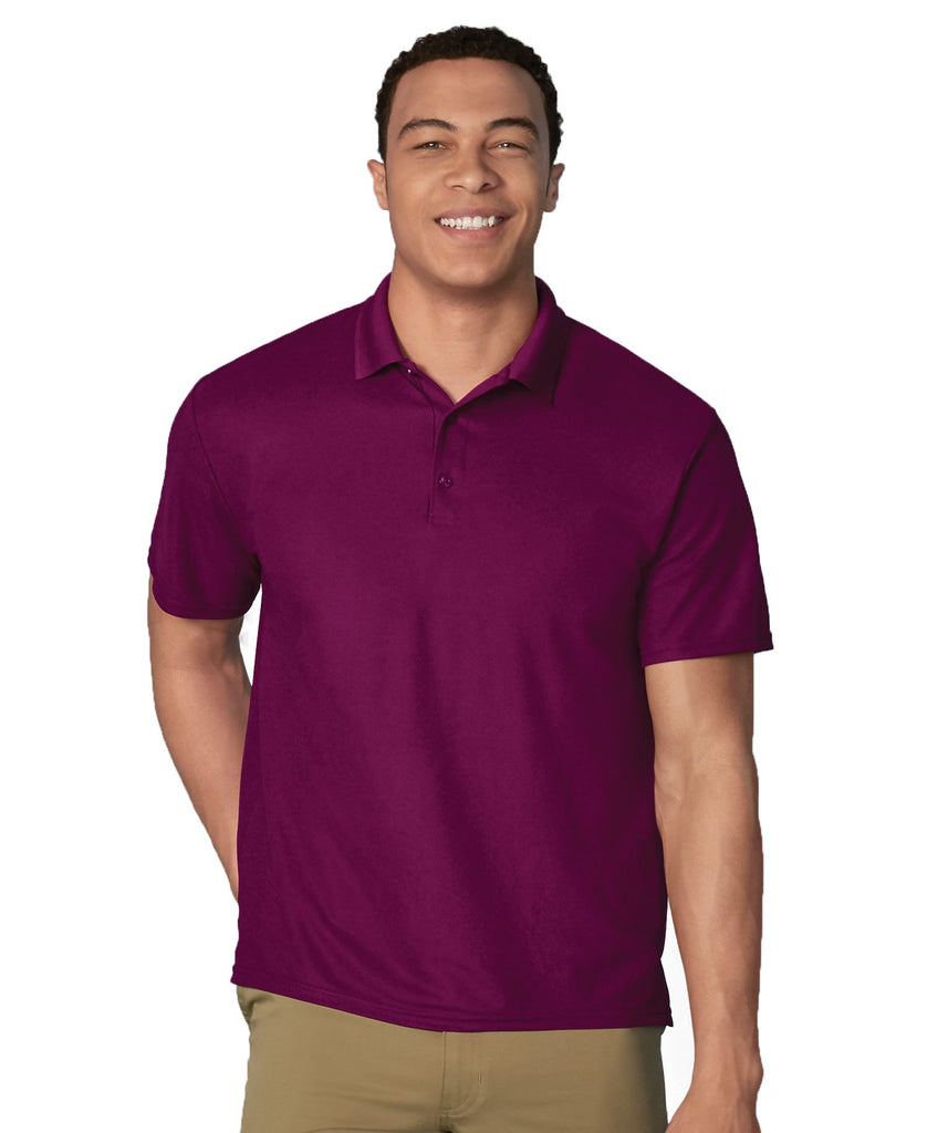 Gildan Performance Adult Double Pique Sport Shirt G45800 - guyos apparel.com