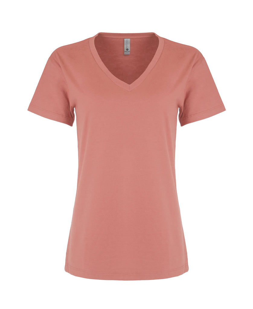 Next Level Women's Relaxed V Tee NL3940 - guyos apparel.com
