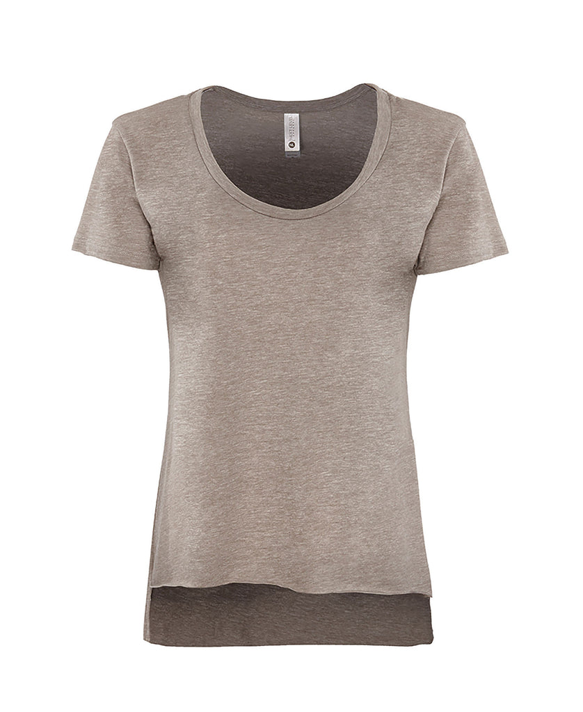 Next Level Women's Festival Scoop Neck Tee NL5030 - guyos apparel.com