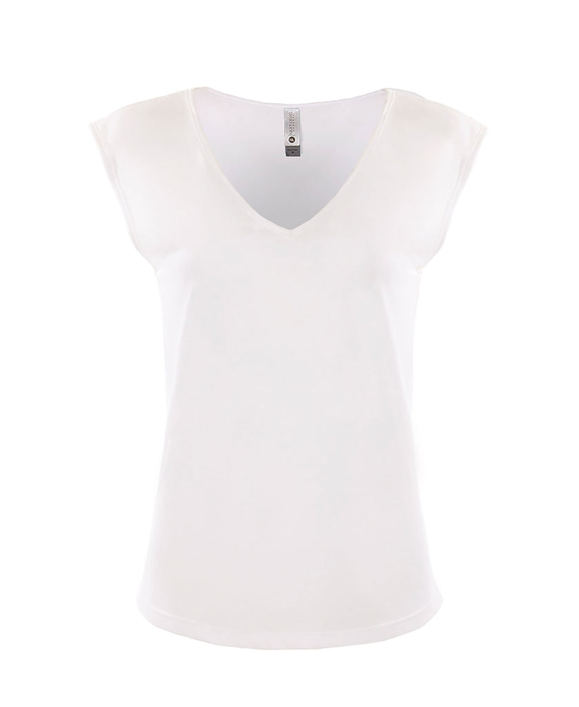Next Level Women's Festival Sleeveless V-Neck Tee NL5040 - guyos apparel.com