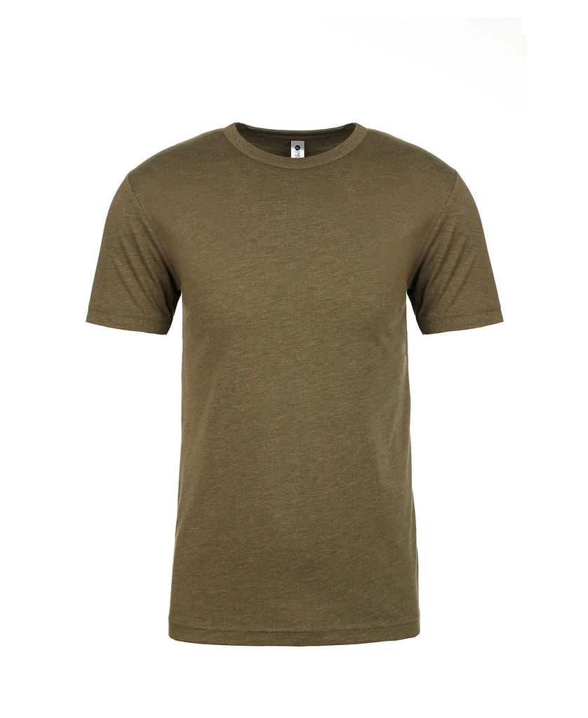 Next Level Men's USA Tri-Blend Tee NL6010A - guyos apparel.com