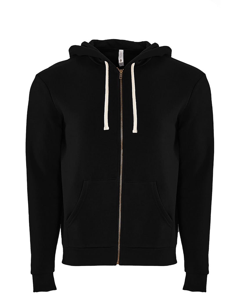 Next Level Unisex Fleece Zip Hoody NL9602 - guyos apparel.com