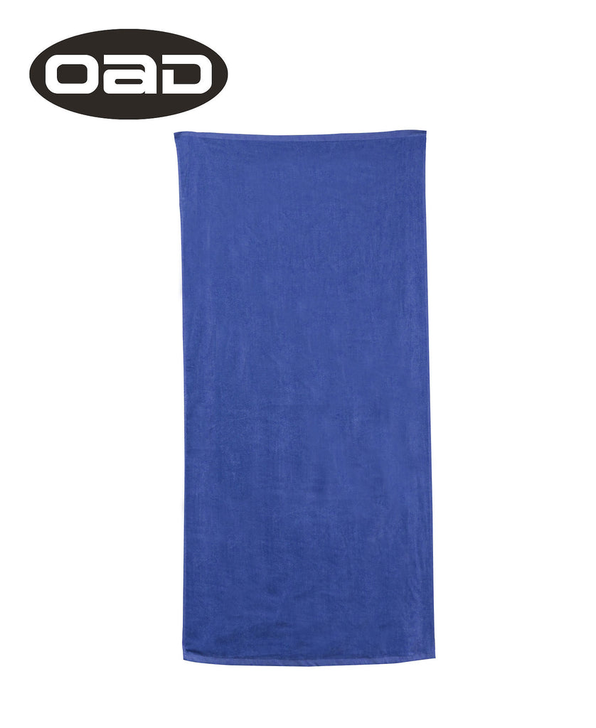 OAD Solid Beach Towel OAD3060