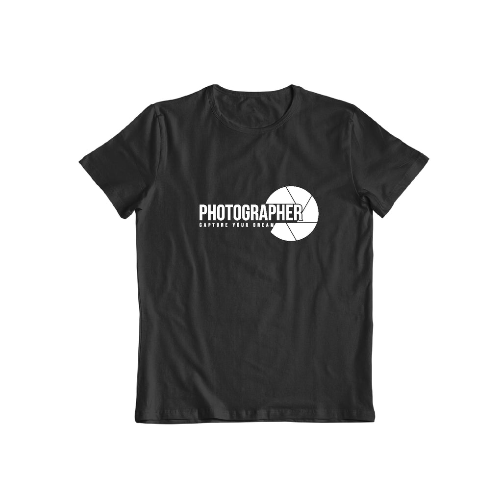 Photographer Capture Your Dreams T shirt