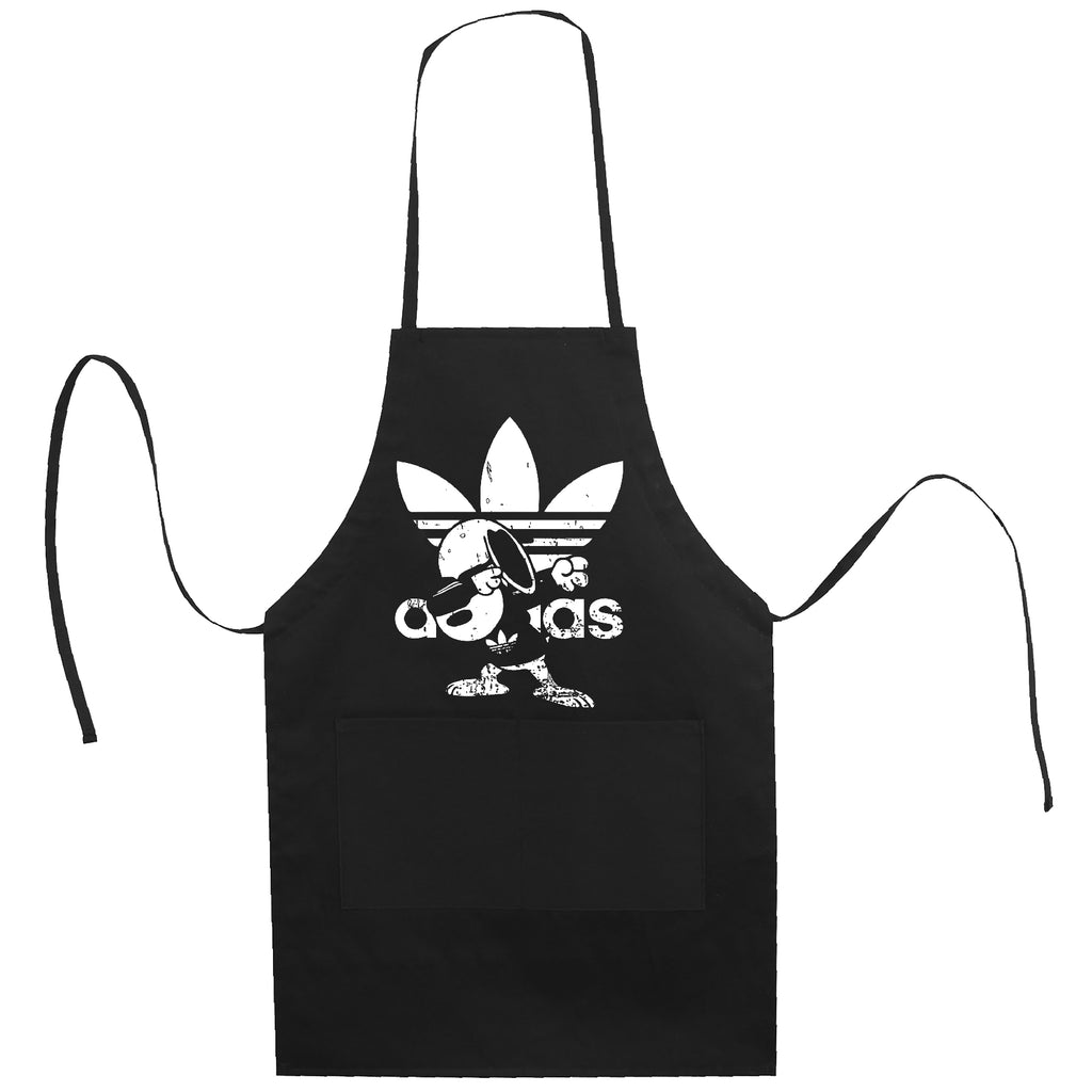 Funny apron Distress Snoopy Dubbing Sarcastic Gift BBQ Grilling cooking