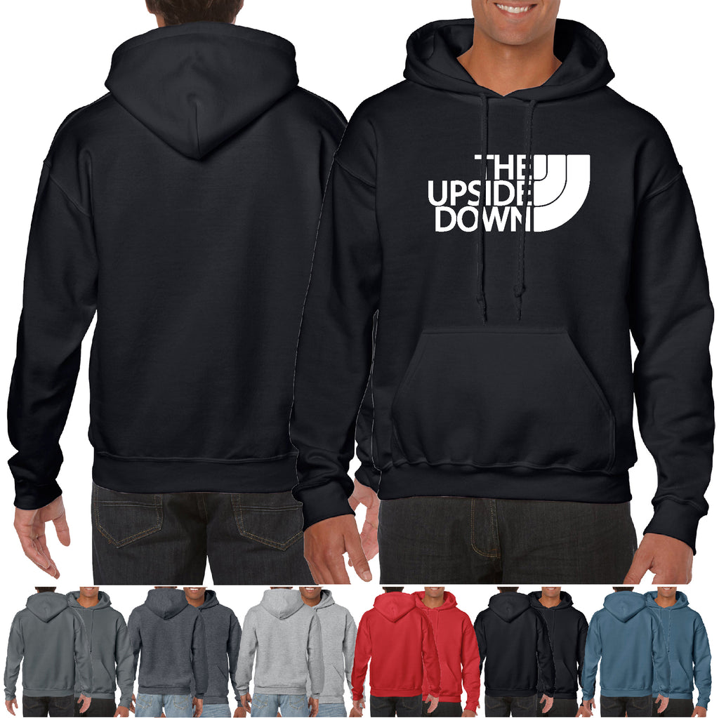 The Upside Down Funny Sarcastic Hoodie