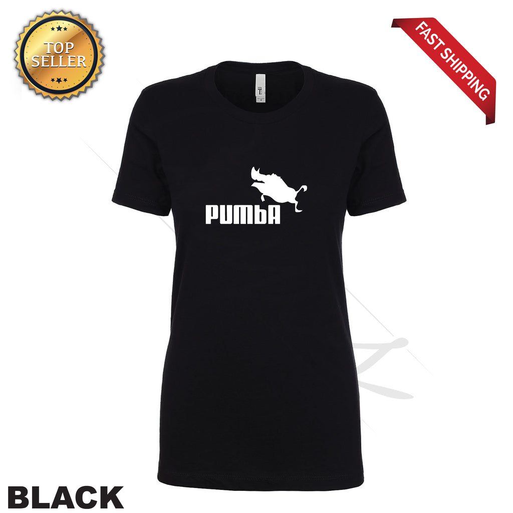 Women's Pumba Printed T-Shirt