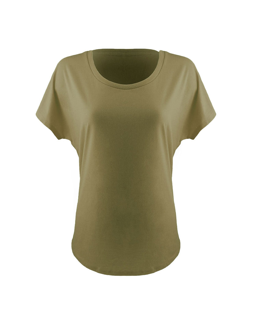Next Level Women's Ideal Dolman NL1560 - guyos apparel.com