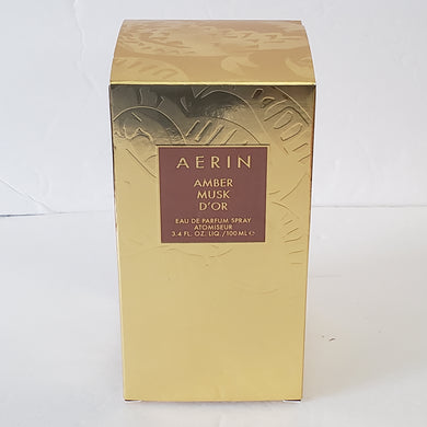 AERIN AMBER MSK D'OR EAE De Parfume Spray 3.4 oz