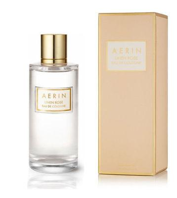Aerin Linen Rose Eau De Cologne Spray 6.7 oz / 200 ml for Women