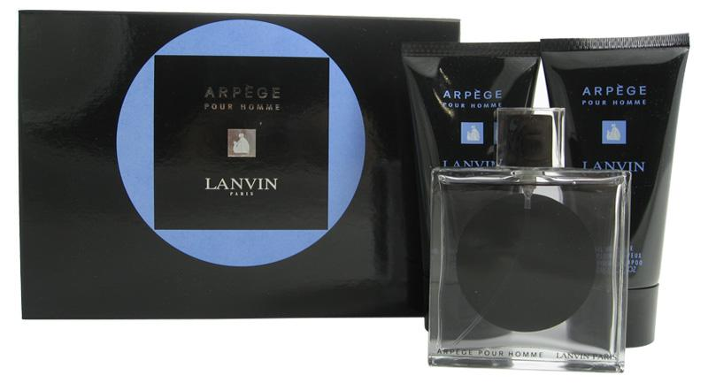 Arpege by Lanvin 3 Pc Gift Set for Men