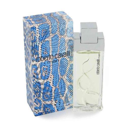 Roberto Cavalli Man by Roberto Cavalli 3.4 oz EDT for Men