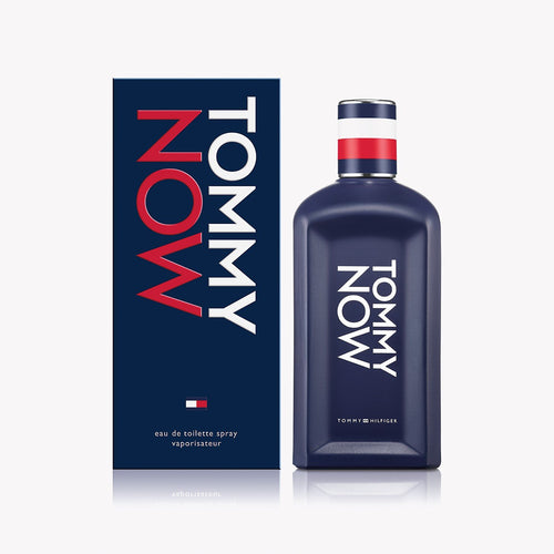 TOMMY NOW FOR MEN 3.4 OZ./100ML EAU DE TOILETTE SPRAY