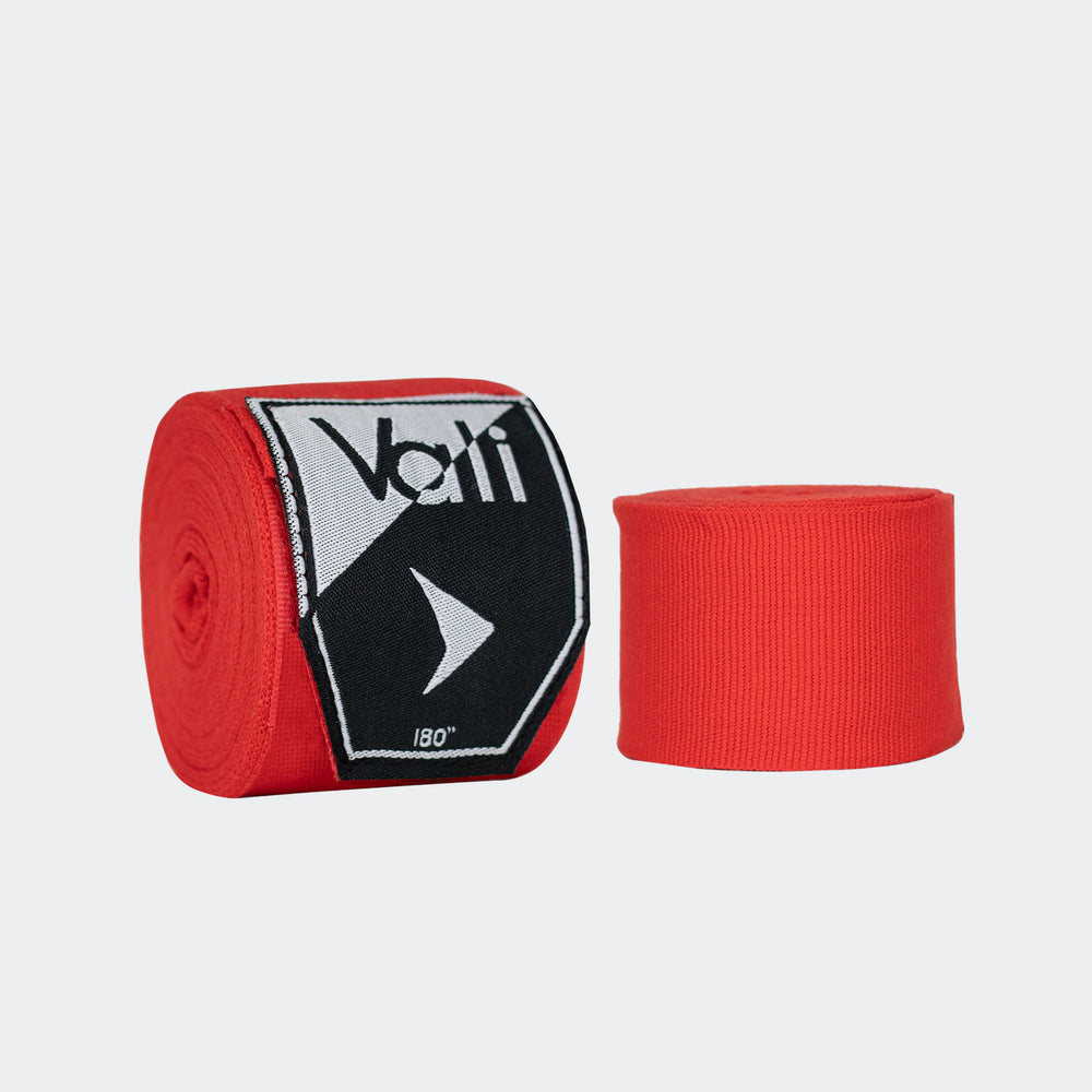 "Vali | Lotus boxing Hand Wraps 108"" Stretch For MMA Kick Muay Thai sparring training fight competition"