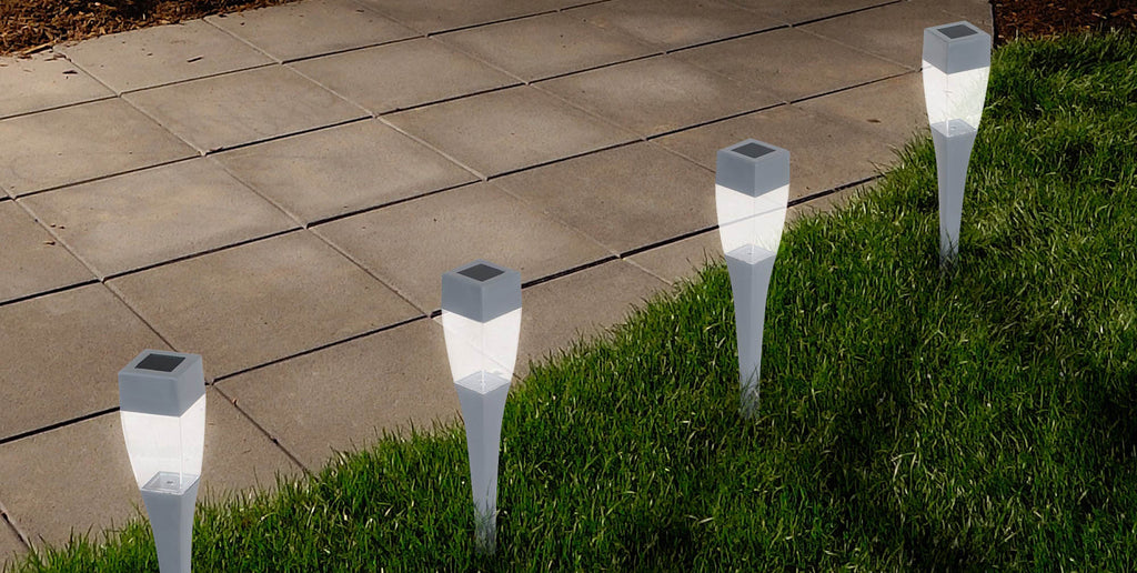 Solar lights - Environmentally friendly and practical highlights in the garden