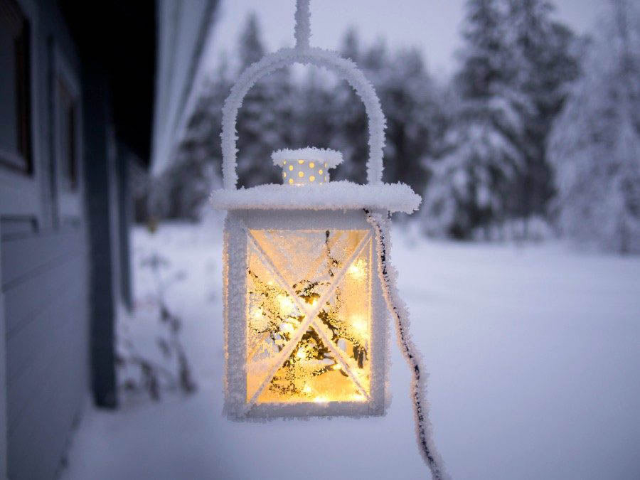 How to bring your solar light safely through autumn and winter