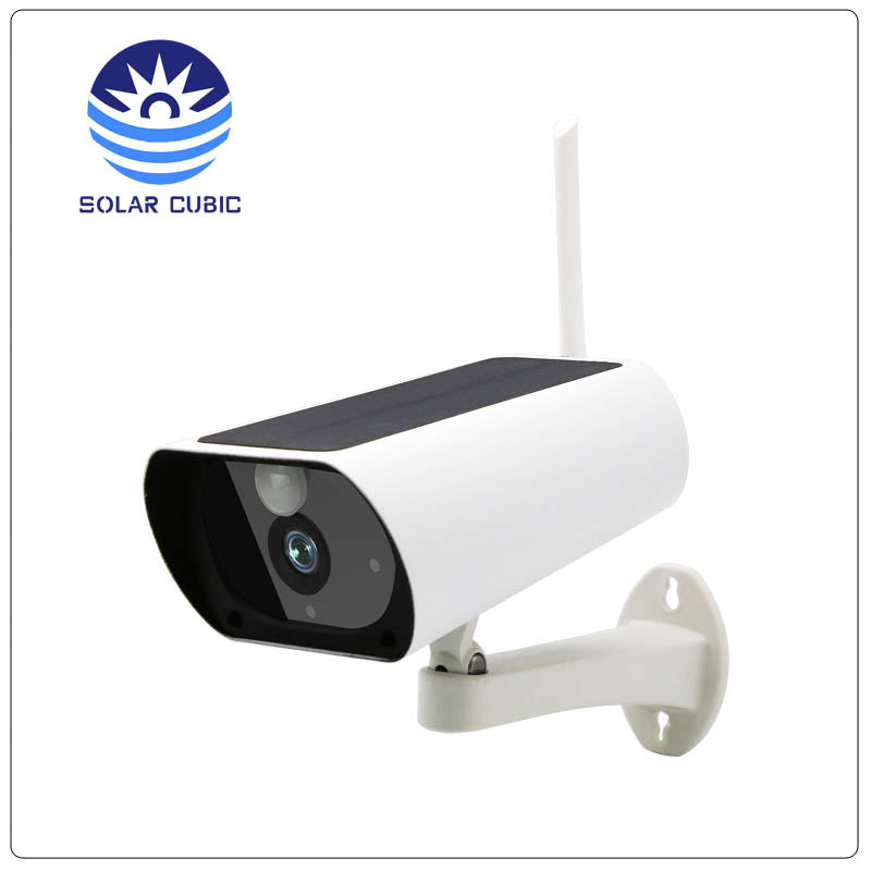 HD 1080P 4G solar camera wireless ip security outdoor