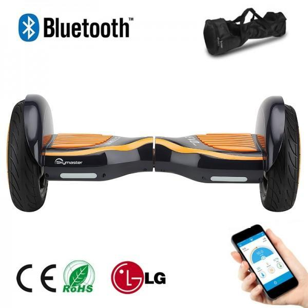 10 Inch Hoverboard Scooter With Bluetooth M10 with APP