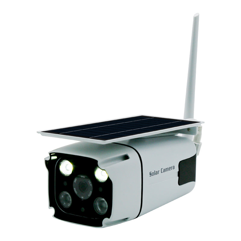 Wholesale 1080P Solar Powered Wireless IP Camera Outdoor
