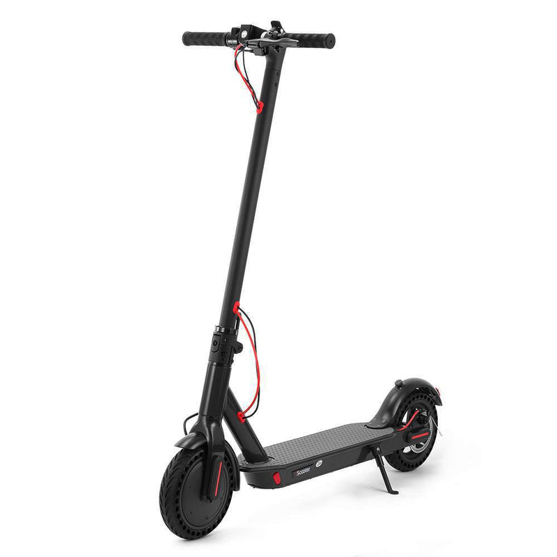 E4 Scooter 8.5 Inch Ultralight Folding Electric Scooter Intelligent BMS 25 km/h With Light