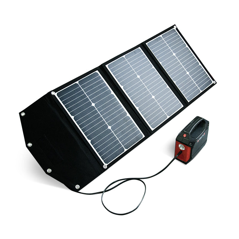 2019 Hot Professional 100W Outdoor Backup Rechargeable Mobile Solar Portable Power Station