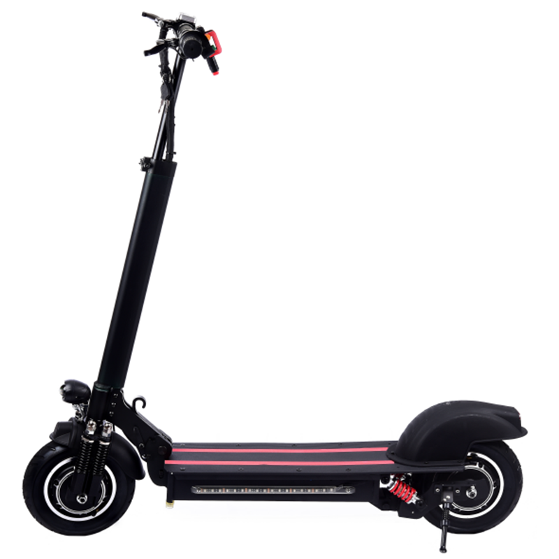 No. 1 In Speed Thunder MAX2 | 10 inch Electric Scooter Speed 30-40 km/h or 40-60 km/h E-Scooter 600W With Light(Single Drive or Double Drive )
