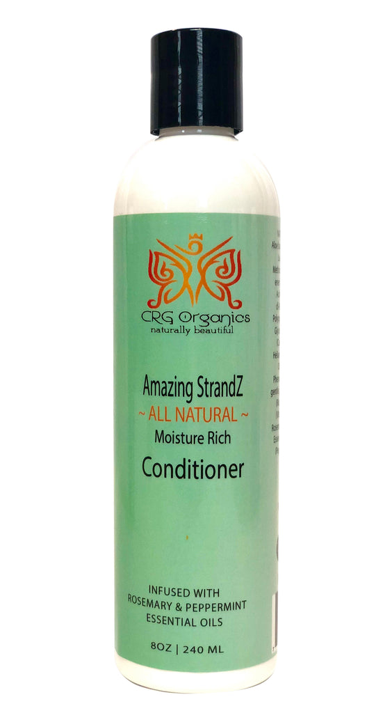All Natural Moisture Rich Hair Conditioner