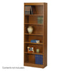 "6-Shelf Veneer Baby Bookcase, 24""W"