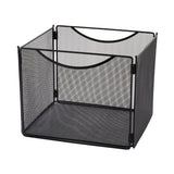 "Onyx™ Mesh Desktop Box File, 10""D (Qty. 6)"