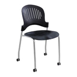 Zippi™ Plastic Stack Chair (Qty. 2)