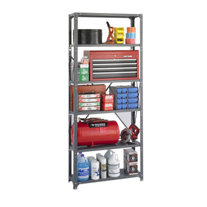 36 x 12 Industrial 6 Shelf Pack by Safco in - for The Eggleston Group