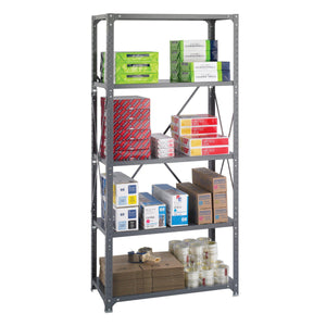 36 x 18 Commercial 5 Shelf Kit by Safco in - for The Eggleston Group