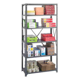 36 x 18 Commercial 6 Shelf Kit by Safco in - for The Eggleston Group