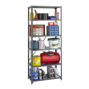 36 x 18 Industrial 6 Shelf Pack by Safco in - for The Eggleston Group
