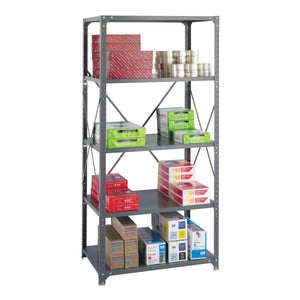 36 x 24 Commercial 5 Shelf Kit by Safco in - for The Eggleston Group