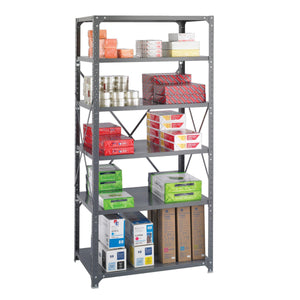 36 x 24 Commercial 6 Shelf Kit by Safco in - for The Eggleston Group