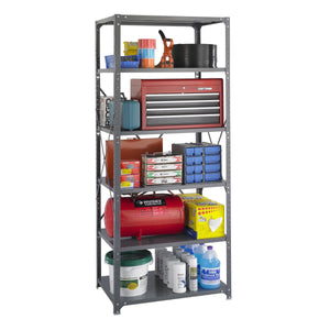 36 x 24 Industrial 6 Shelf Pack by Safco in - for The Eggleston Group