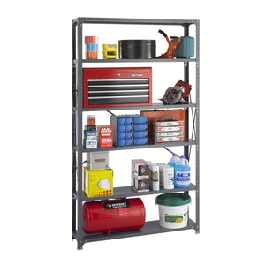 48 x 12 Industrial 6 Shelf Pack by Safco in - for The Eggleston Group